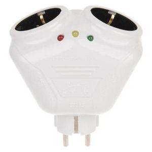 محافظ ولتاژ دو خروجی تیراژه