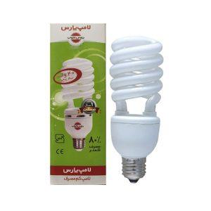 لامپ کم مصرف 40 وات پارس شهاب