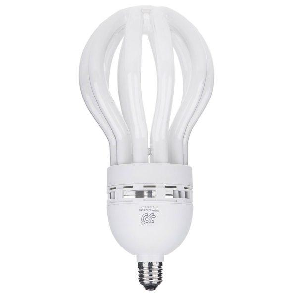 لامپ کم مصرف 105 وات لوتوس زمرد پایه E27