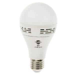 لامپ ال ای دی 9 وات پارس شهاب مدل spk9 پایه E27