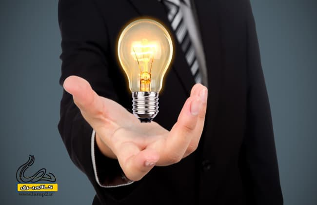 تاریخچه تولید لامپ