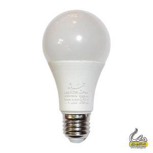 لامپ 12 وات ال ای دی تیراژه