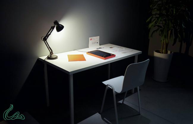 مزایای استفاده از چراغ مطالعه