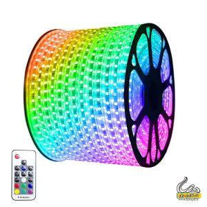 ریسه شلنگی هفت رنگ