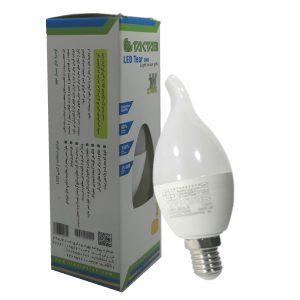 لامپ اشکی 7 وات تک تاب