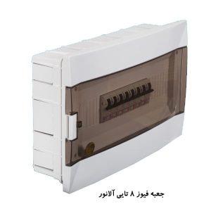 جعبه مینیاتوری 8 آلانور