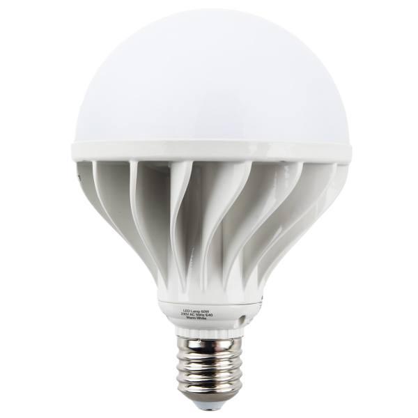لامپ 60 وات کروی پارس شهاب