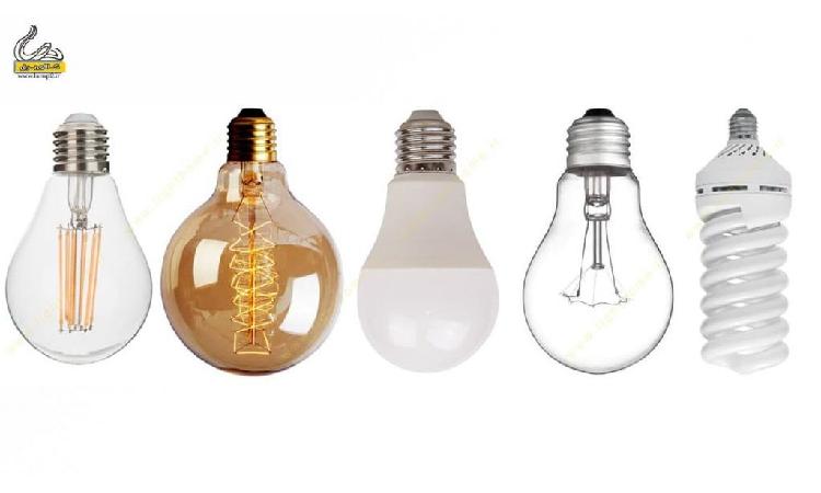 خرید انواع لامپ چراغ مطالعه